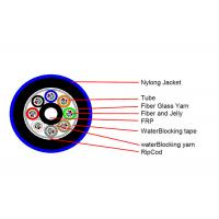 Quality Nylon Jacket Outdoor Fiber Optic Cable ANTI Termintes and Anit Rodent Non-armored Duct or Aerial for sale