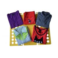 Quality Personalized Laundry Easy PP Clothes Folding Board for T Shirt Sweater for sale
