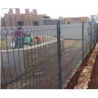 Buy cheap High Security Clear Vu Mesh Fence Panels / 358 Anti Climb Fence / Prison Fencing from wholesalers