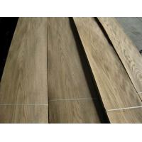 Buy Sliced Natural Red Oak Wood Veneer Sheet at wholesale prices