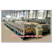 Quality Corrugated Metral and Normal Aluminum Roofing Sheets Corrugator Machine for sale