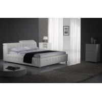 China modern leather bed hot sale in Euro 277 on sale