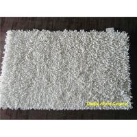 China Cotton chenille rugs on sale