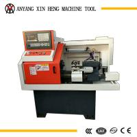 Quality CK0632 swing over bed 200mm desktop cnc mini lathe with cheap price for sale
