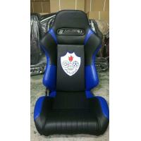 Quality High Performance Black Racing Seats , Fabric PVC Racing Seat JBR1042 Serise for sale