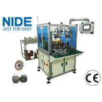 Quality More Efficent Full Auto Electric Balancer Stator Coil Wire Winding Equipment for sale