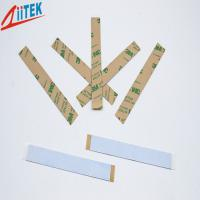 Quality Compressible 1.5w / Mk blue Thermal Gap Filler For Memory Modules TIF100-15-05S silicone gap pad -50 to 200℃ for sale