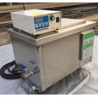 Quality Tabletop Heated Timer Ultrasonic Cleaning Tanks And Baths SUS304 / SUS316L for sale