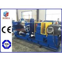 """Buy TUV SGS Certificated Rubber Mixing Machine 48"""" Roller Working Length at wholesale prices"""