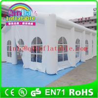 Quality Hot sale inflatable tent for events Huge inflatable building Cube inflatable air structur for sale