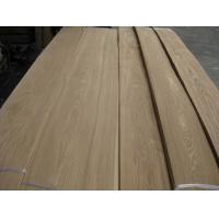 Buy Sliced Natural Brown Ash Wood Veneer Sheet, crown cut at wholesale prices