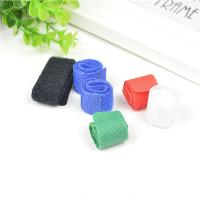 Quality Home / Office Households Products Adhesive Polypropylene Cable Ties Plastic Tie Straps for sale