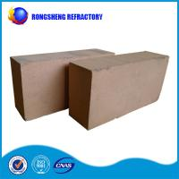 Quality Bauxite Faint Yellow insulating refractory brick , Iso high alumina brick for sale