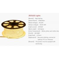 Quality Single Color Led Tape Light Strips Dimmable , 12 Volt 5 Meter Led Sticky Strip Lights for sale