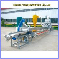 China Peanut blanching product line, blanched peanut making machine on sale