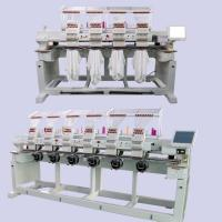 China Cap Multi Head Computerized Embroidery Machine Automatic High Performance on sale