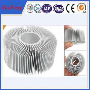 Quality processing sunflower aluminium,aluminium radiator heating,6063 alloy radiator alu price for sale