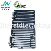 China Shot Blasting Finish Die Cast Aluminum Products / Aluminum Heat Sink for Lighting on sale