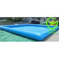 Quality Hot sell Inflatable Water pool with warranty 48months from GREAT TOYS LTD for sale