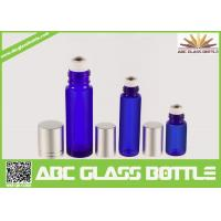 Buy Hot Sale 3ml 5ml 10ml Empty Roll On Glass Bottle With Screw Cap,Custom Samples at wholesale prices