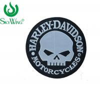 Buy cheap Commercial Custom Motorcycle Vest Patches DIY Skull Motorcycle Patches from wholesalers