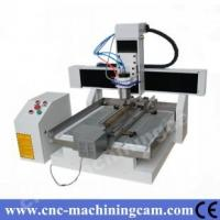 Quality portable mini wood cnc router ZK-6060(600*600*120mm) for sale