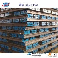 Quality 43kg, 50kg Steel Rail Used in Railway for sale