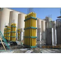 Quality Tough Square / Rectangle Concrete Column Formwork With Variational Dimension for sale