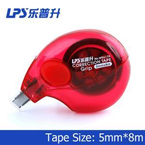 Stationery School Transparent Liquid Paper Correction Tape Plastic W9617