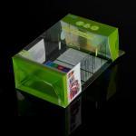 Custom Logo Printing Plastic PET / PVC Packaging storage boxes