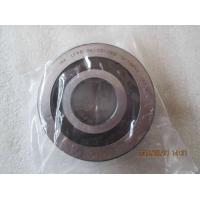 Quality Track roller bearing Angular Contact double rows with groove on outer ring rubber seals for sale