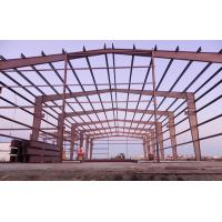 Buy EPS PU Sandwich Panels Steel Building Frame , Steel Frame Office Buildings at wholesale prices