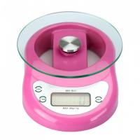 Buy Cooking Measuring Home Electronic Scale Selectable Color With Over Load Indication at wholesale prices
