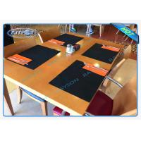 Quality STERILE Fabric Tablecloths Non Woven Tablecloth 45gsm 50gsm 70gsm for sale