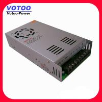 Quality 12 Volt 20 Amp LED Power Supply Switching Power Adapter , 200W AC To DC Transformer for sale