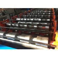 Buy Double Layer Roof Tile & Sheet Profile Roll Forming Machine High Efficiency at wholesale prices