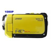 China 128MB Flash Memory 1080P,CMOS Waterproof Digital Camcorder HD IPX8 ( HDV-5B7 ) on sale