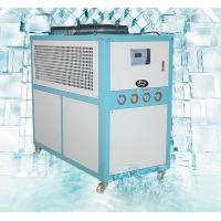 China Automatic Industrial Cooling Systems Chillers , 38L Tank Capacity Large Water Chiller on sale