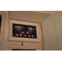 Quality Hemlock Far Infrared Dry Heat Sauna Electronic Carbon Fibre Heating Elements for sale