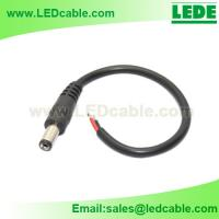China DC Female Power Cable, Power Cord for sale