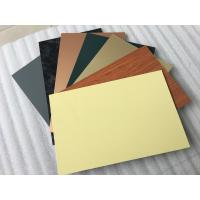 Buy Smooth Surface Facade Aluminium Composite Panel For Wall Cladding Decoration at wholesale prices