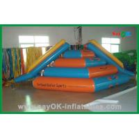 Quality Water Park Slide Funny Inflatable Water Toys Custom Inflatable Product for sale
