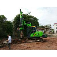 Buy cheap Rotary Foundation Piling Equipment For Max 12m Depth , 1200mm Diameter from wholesalers