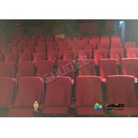 Quality Sound Vibration Cinema Shock Movie Theatre Chairs Comfortable Amazing Feeling for sale