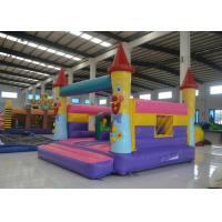 Buy Standard Games Kids Inflatable Bounce House 5 X 4x3.5 M EN14960 For Water Park at wholesale prices