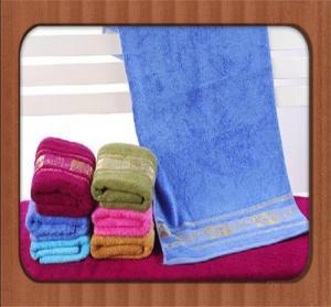 Quality hot sale custom good qulity jacquard pure bamboo fiber face towel wholesale baby towel for sale