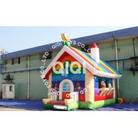 Quality Inflatable Happy House Bouncer for sale