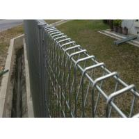 China Southeast Asia Triangle/BRC bending welded wire mesh fence for sale on sale