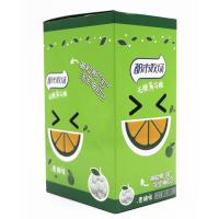 Buy Cooling Sugar Free Mint Candy Green Tangerine / Orange / Strawberry Flavors at wholesale prices
