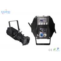 Buy Pure White 60Hz 200 Watt LED Profile Stage Light / 50Hz Mini Profile Light at wholesale prices